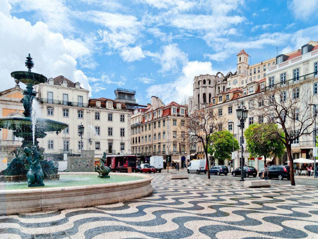 העיר ליסבון
