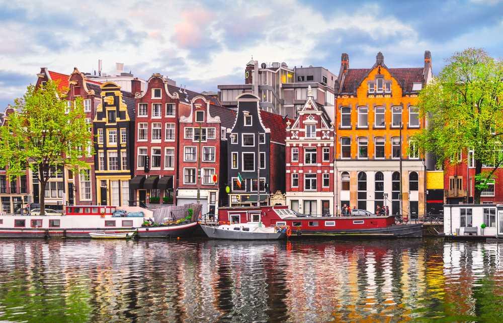 אמסטרדם - חיטהורן