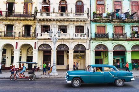 תל אביב - הוואנה, קובה