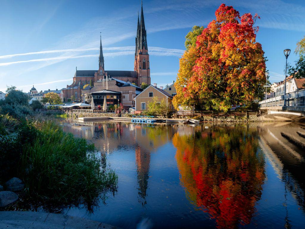 אוסלו - שטוקהולם  הנקראת גם ונציה של הצפון, אופסאלה וסיגטונה