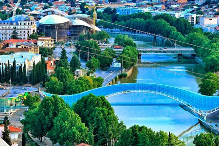 חופשת חנוכה טביליסי - גאורגיה