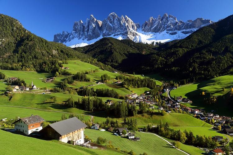 צפון איטליה - הרי האלפים האיטלקיים