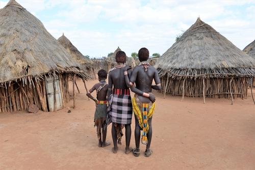 שבטים באתיופיה