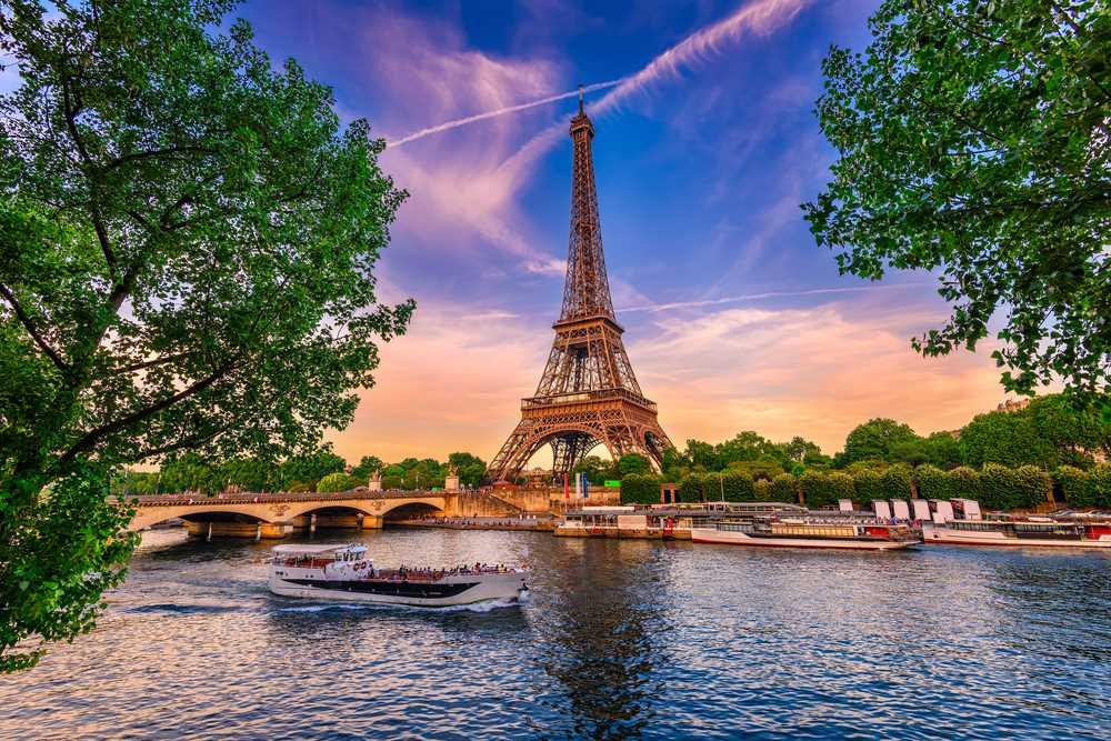 פריז - עיר האורות