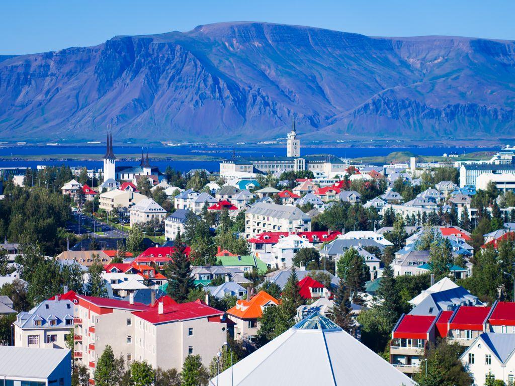 ריקיאוויק - בירת איסלנד